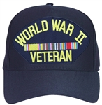 World War II European Theater Veteran BALL CAP or PATCH