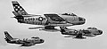 F-86 Fighters