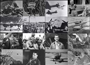 Behind the Scenes in World War 2 - Vol 2. News & Information films seen only by U.S. Army, Navy & Air Force personnel!