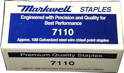 "7110 3/8"" Upholstery Staple"