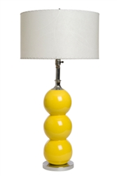Mustard Yellow Lamp - Medium