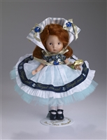 Nancy Ann Storybook Doll - Forget Me Not
