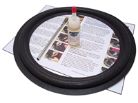 12 inch Velodyne Speaker Foam Surround Repair Kit