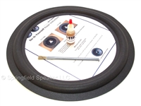15 inch Velodyne Speaker Foam Surround Repair Kit