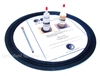 1 piece 15 inch JBL M-Roll Speaker Cloth Surround Repair Kit