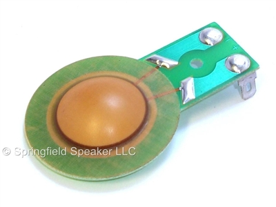 8 Ohm Horn Diaphragm