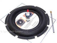 10 inch Heavy Duty Rubber Subwoofer Surround Kit