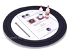 1 piece RCF L18 - P300 18 inch Speaker Cloth Surround Repair Kit - M-Roll