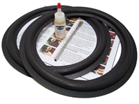 12 inch EV Speaker Foam Surround Repair Kit - Electro Voice