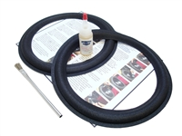 10 inch Advent Speaker Foam Surround Repair Kit - Direct-attach roll