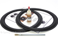 12 inch CTS Speaker Foam Surround Repair Kit