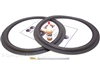 15 inch Kenwood Speaker Foam Surround Repair Kit - Flat Attach