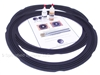 2 piece 18 inch JBL Speaker Cloth Surround Repair Kit - 3-Roll