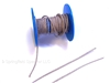 FLAT Braided Speaker Tinsel Lead Wire - 2.6mm wide