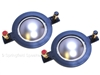 2 Pack of P-Audio Horn Diaphragms - 8 Ohm
