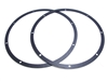 2 Rear Speaker Mounting Gaskets 12""