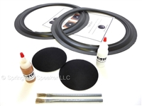 15 inch Tannoy Speaker Foam Surround Repair Kit