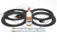 6.5 inch Advent Speaker Foam Surround Repair Kit
