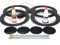 Complete Advent Laureate 6.5 inch Speaker Foam Surround Repair Kit