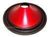 Genuine 15 Inch Rockford Fosgate Punch Series Poly Subwoofer Cone with Foam Surround