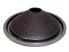 12 Inch Heavy-duty Kevlar Pulp Subwoofer Cone with Foam Surround - Tall Roll