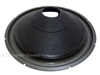 18 Inch Pressed Kevlar Pulp Subwoofer Cone with Foam Surround