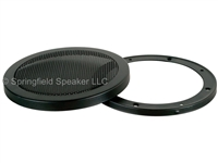 8 Inch Heavy-Duty Subwoofer Speaker Cover Grill - Car, Pro or Home Audio