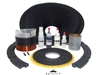 Genuine Eminence Kilomax 15A Speaker Recone Kit - OEM Factory Parts