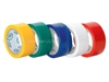 PVC Electrical Tape 5-Pack - Red, White, Blue, Green, Yellow