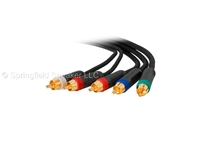 Belkin Pure AV Component Video and Audio Cable Kit 6 ft.