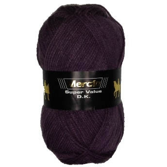 Mercia Super Value Double Knit 100g