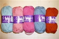 Merino Double Knit Crepe 50Grms