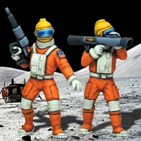ARC Armed Astronauts