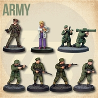 Army Starting Cast