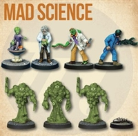 Mad Science Starting Cast