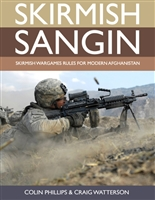 SKIRMISH SANGIN - MODERN WARFARE CORE RULES
