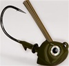 Warbaits - Slayer Head - Camo - 1.5oz Head 7/0 Hook (2-Pack)