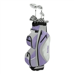 Tour Edge Women's Reaction Complete Golf Package