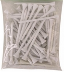 3 1/4 Inch Extra Long Tees (25 pack)