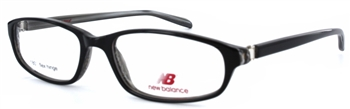 New Balance 161 Black Eyeglass Frame