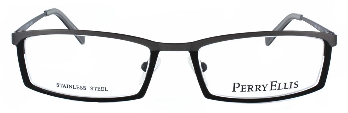 Perry Ellis 907 Eyeglass Frame in Black