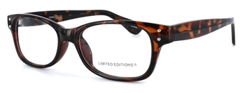 Barlow Brown Eyeglass Frame