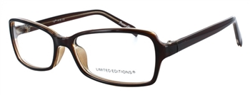15th Avenue - Brown Eyeglass Frame