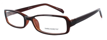 10th Avenue - Cognac/Brown Eyeglass Frame