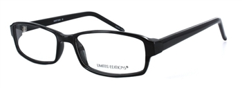 West End - Black Eyeglass Frame