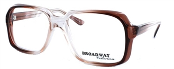 Murray - Brown Fade Eyeglass Frame