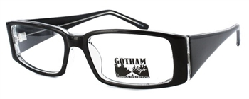 100 Gotham Eyeglass Frame in Black
