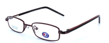 Reliever - Medium Red Eyeglass Frame