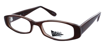 2052 - Brown Eyeglass Frame