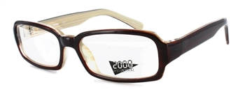 2095 Eyeglass Frame in Brown